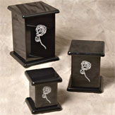 Contemporary Collection Rose Urns