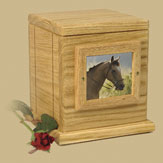 Equine Classic Collection Urn